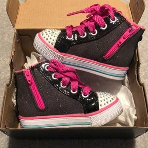 Twinkle toes by Sketchers (Limited Edition)